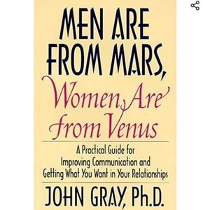 Men are From Mars Women are From Venus NEW